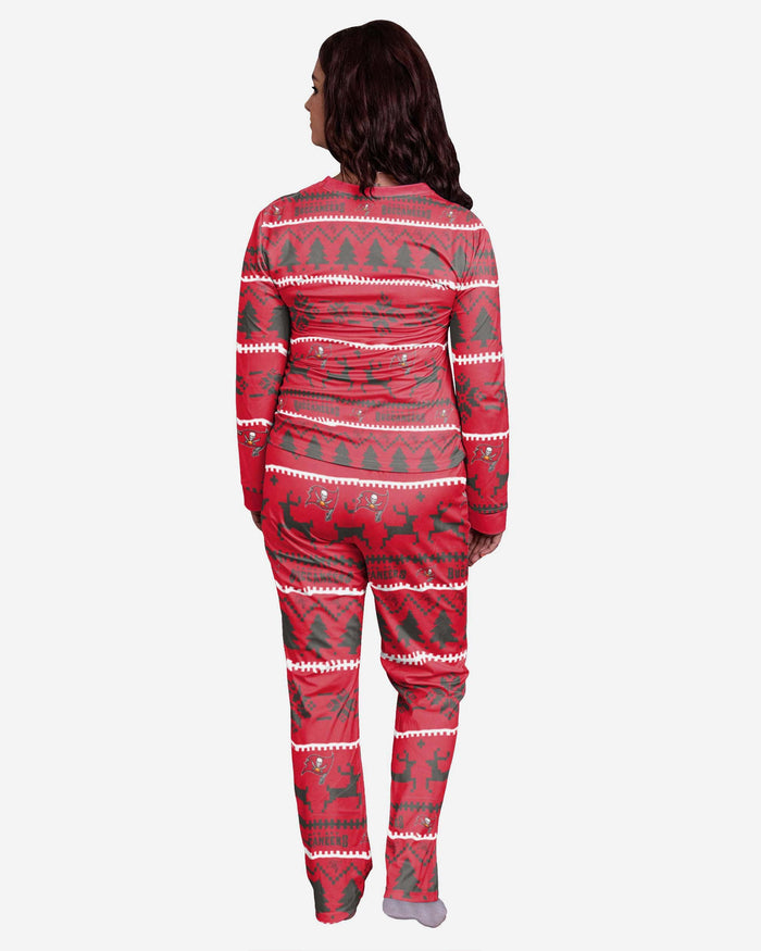 Tampa Bay Buccaneers Womens Family Holiday Pyjamas FOCO - FOCO.com | UK & IRE