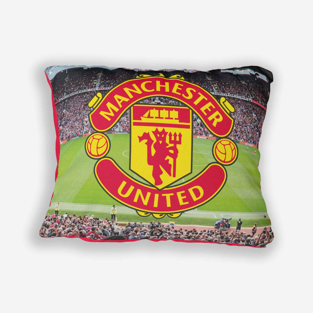 Manchester United FC Cushion FOCO - FOCO.com | UK & IRE
