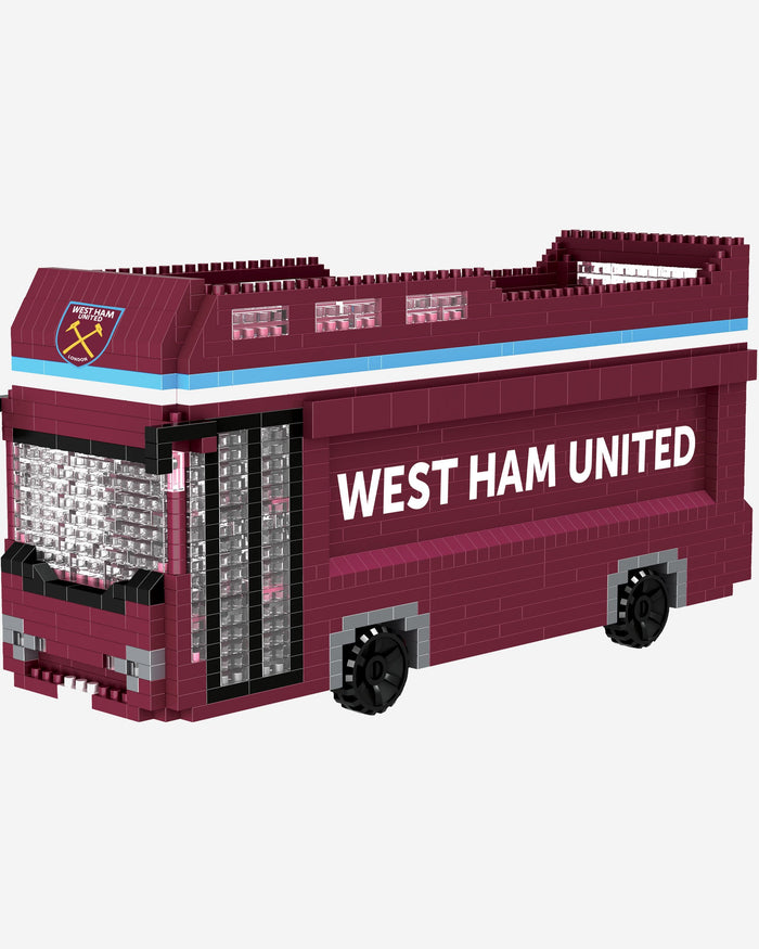 West Ham United FC BRXLZ Bus FOCO - FOCO.com | UK & IRE