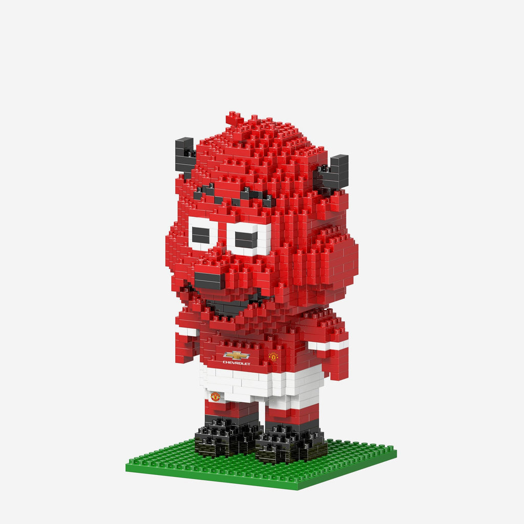 Fred the Red Manchester United FC BRXLZ Mascot FOCO - FOCO.com | UK & IRE