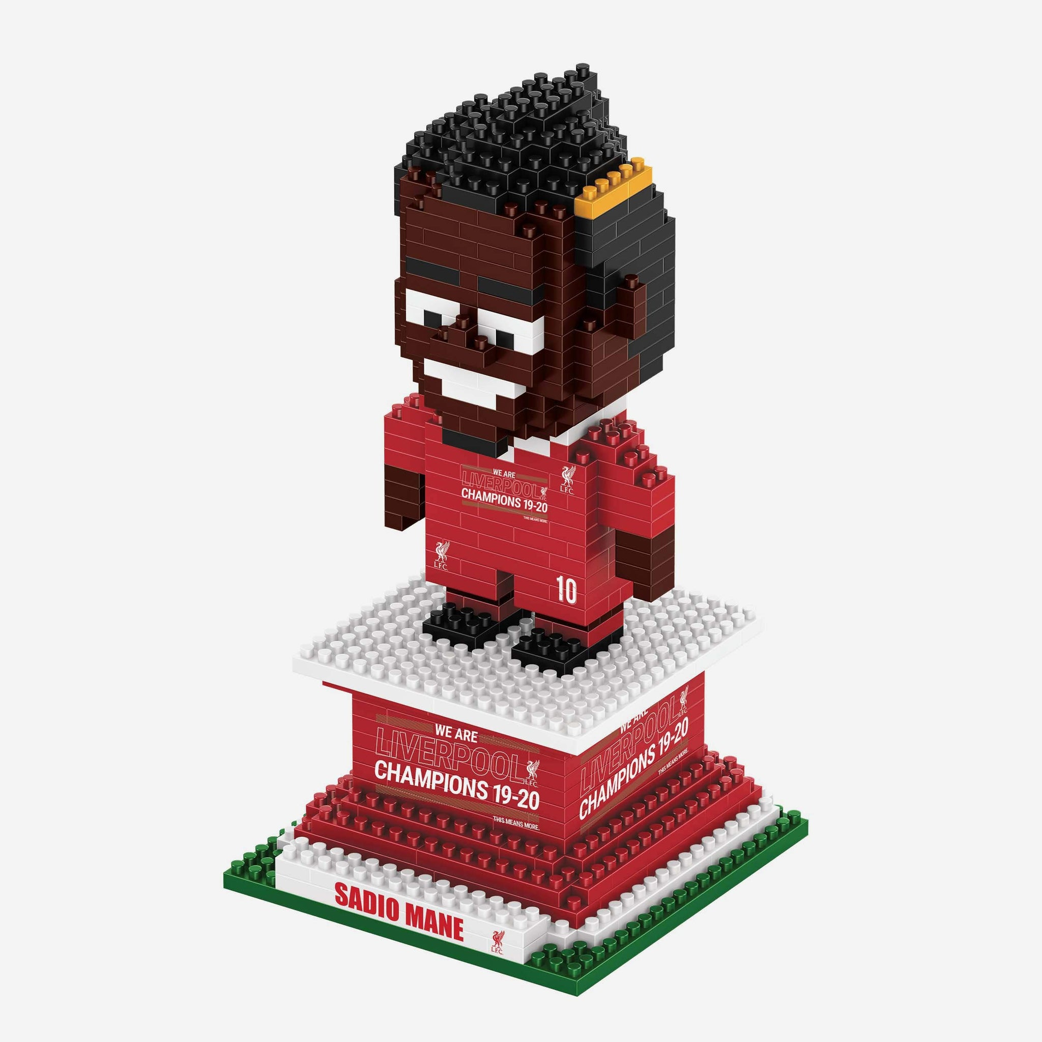 Sadio Mane Liverpool FC 2019-20 Champions BRXLZ Player