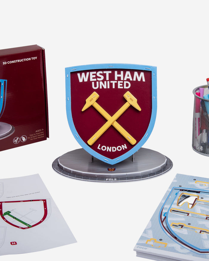 West Ham United FC PZLZ Logo FOCO - FOCO.com | UK & IRE