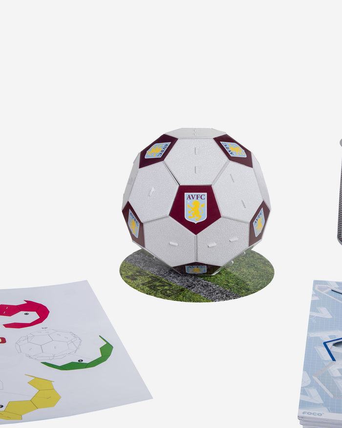 Aston Villa FC PZLZ Football FOCO - FOCO.com | UK & IRE