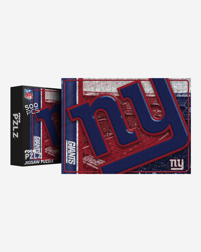 New York Giants 500 Piece Jigsaw PZLZ FOCO - FOCO.com | UK & IRE