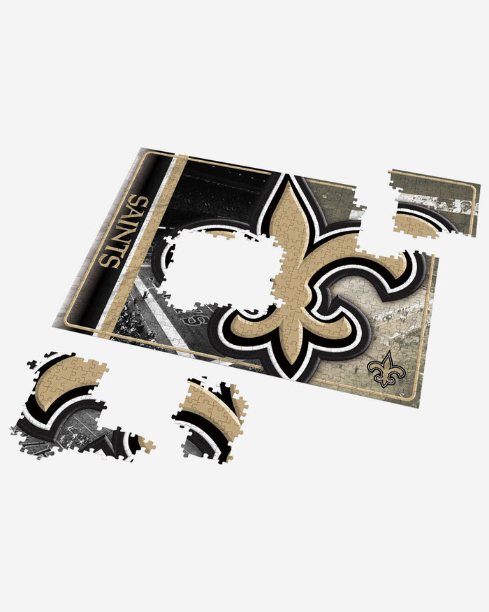 New Orleans Saints 500 Piece Jigsaw PZLZ FOCO - FOCO.com | UK & IRE