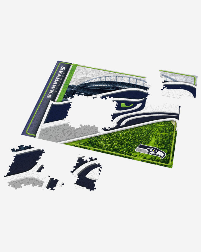 Seattle Seahawks 500 Piece Jigsaw PZLZ FOCO - FOCO.com | UK & IRE