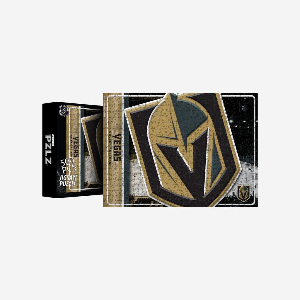 Vegas Golden Knights 500 Piece Jigsaw PZLZ FOCO - FOCO.com | UK & IRE