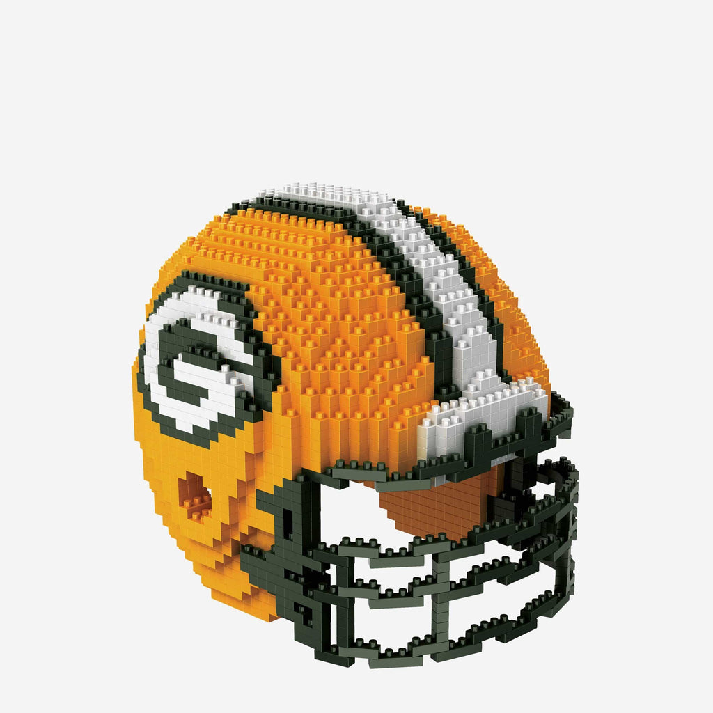 Green Bay Packers BRXLZ Helmet FOCO - FOCO.com | UK & IRE