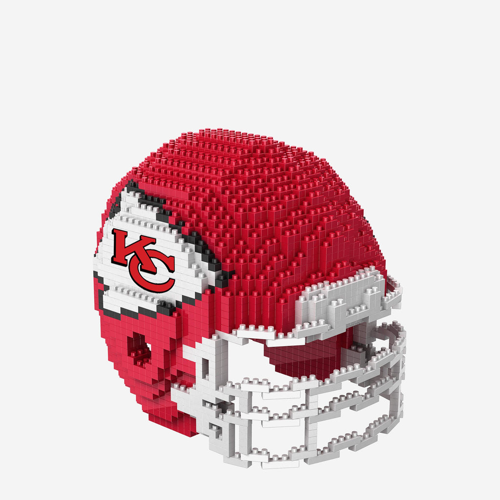 Kansas City Chiefs BRXLZ Mini Helmet FOCO - FOCO.com | UK & IRE