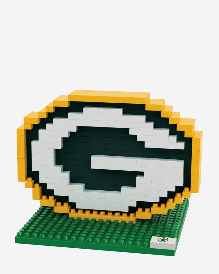 Green Bay Packers BRXLZ Logo FOCO - FOCO.com | UK & IRE