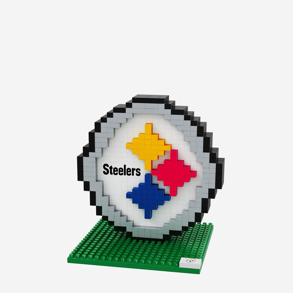 Pittsburgh Steelers BRXLZ Logo FOCO - FOCO.com | UK & IRE