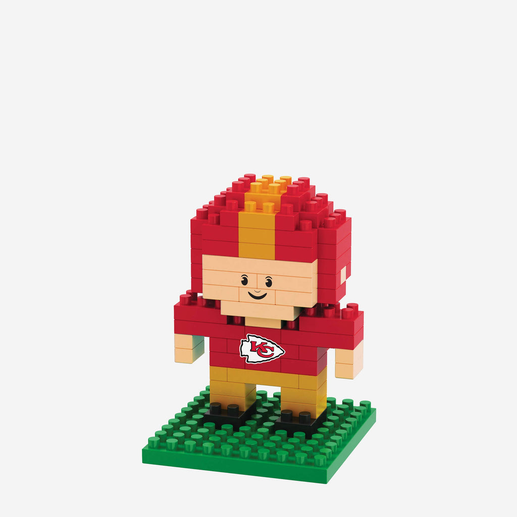 Kansas City Chiefs BRXLZ Mini Player FOCO - FOCO.com | UK & IRE