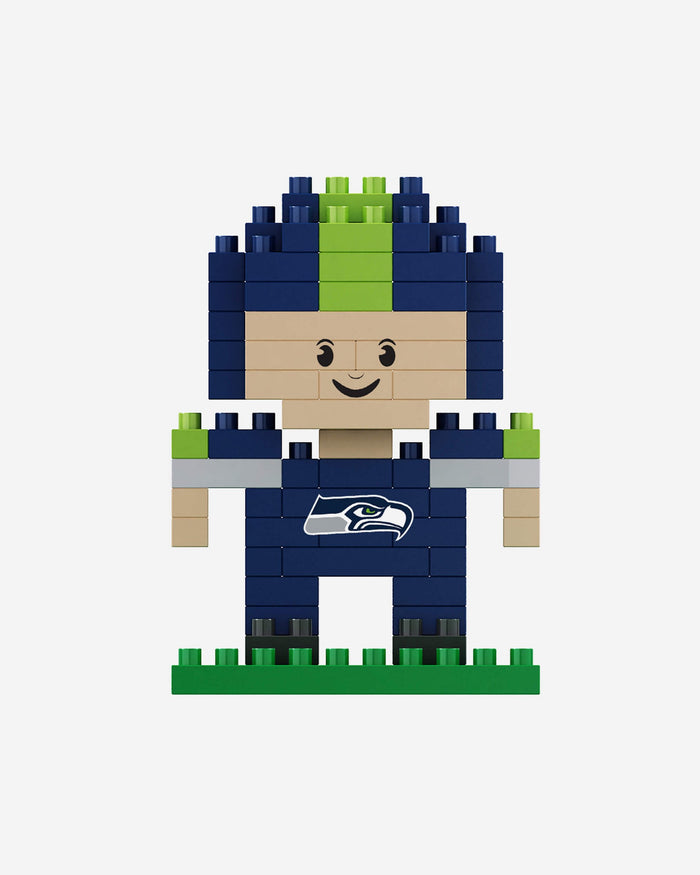Seattle Seahawks BRXLZ Mini Player FOCO - FOCO.com | UK & IRE