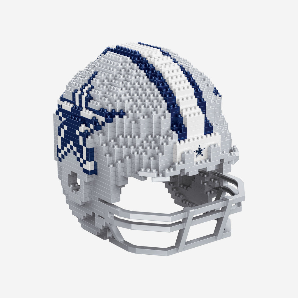 Dallas Cowboys BRXLZ Replica Helmet FOCO - FOCO.com | UK & IRE