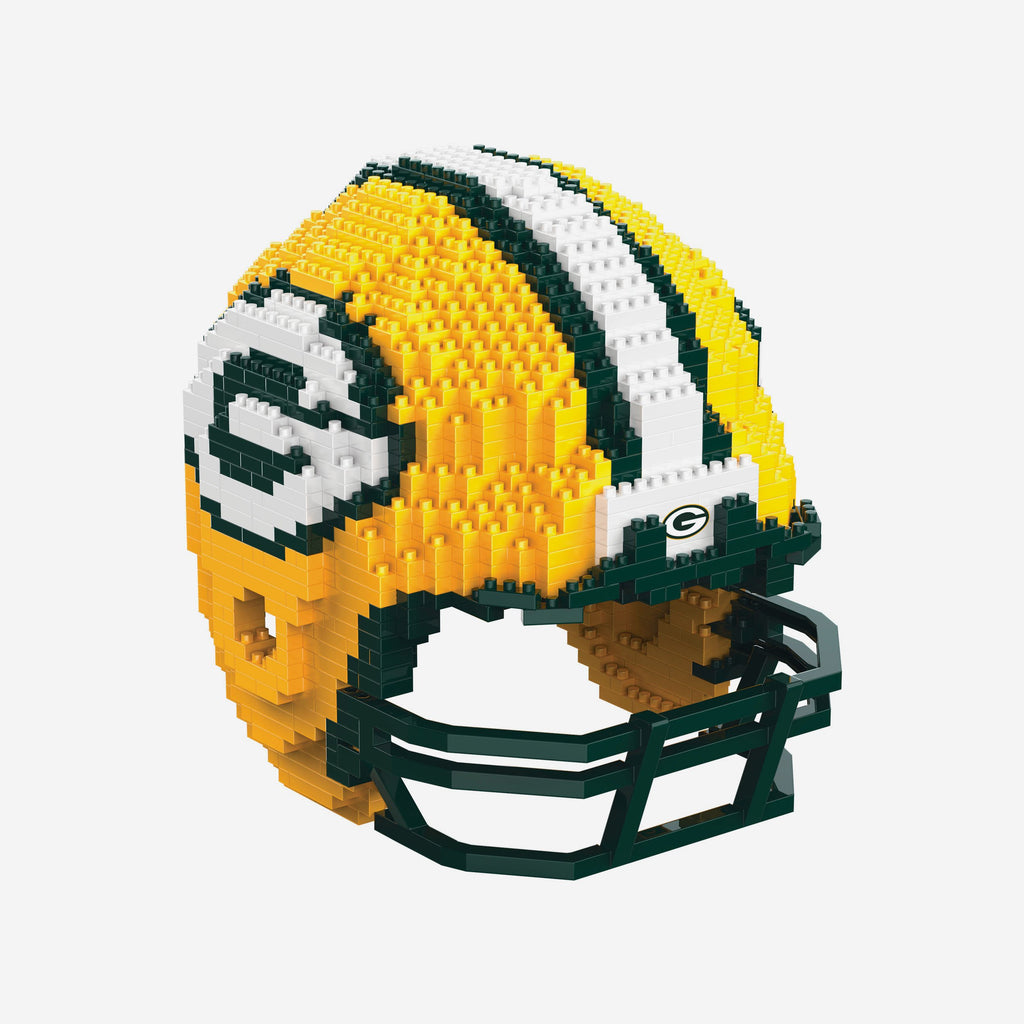Green Bay Packers BRXLZ Replica Helmet FOCO - FOCO.com | UK & IRE
