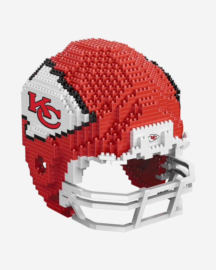 Kansas City Chiefs BRXLZ Replica Helmet FOCO - FOCO.com | UK & IRE