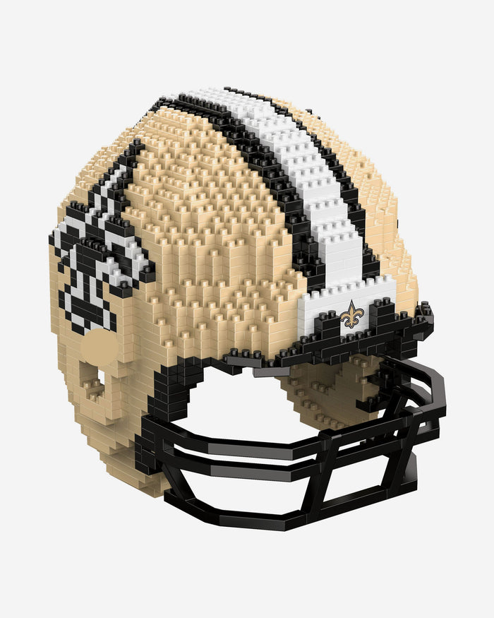 New Orleans Saints BRXLZ Replica Helmet FOCO - FOCO.com | UK & IRE