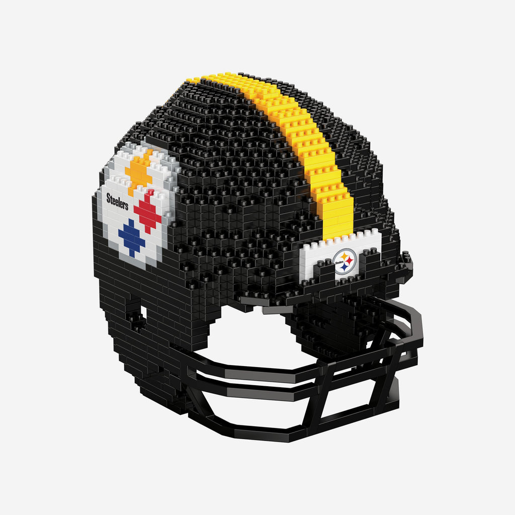 Pittsburgh Steelers BRXLZ Replica Helmet FOCO - FOCO.com | UK & IRE