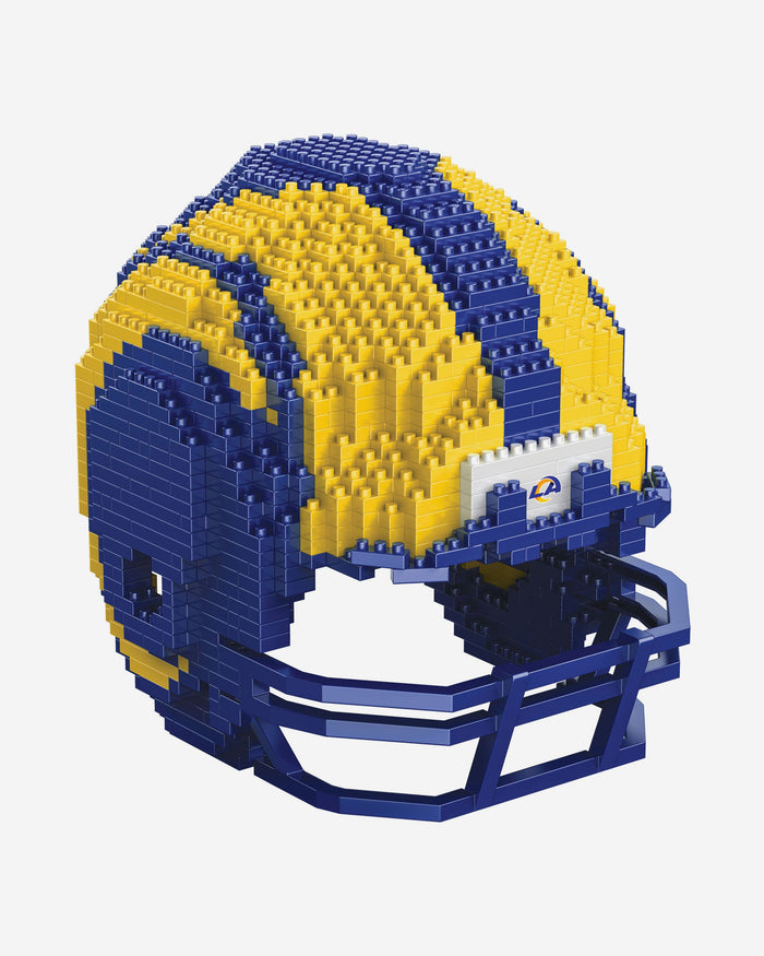 Los Angeles Rams BRXLZ Replica Helmet FOCO - FOCO.com | UK & IRE