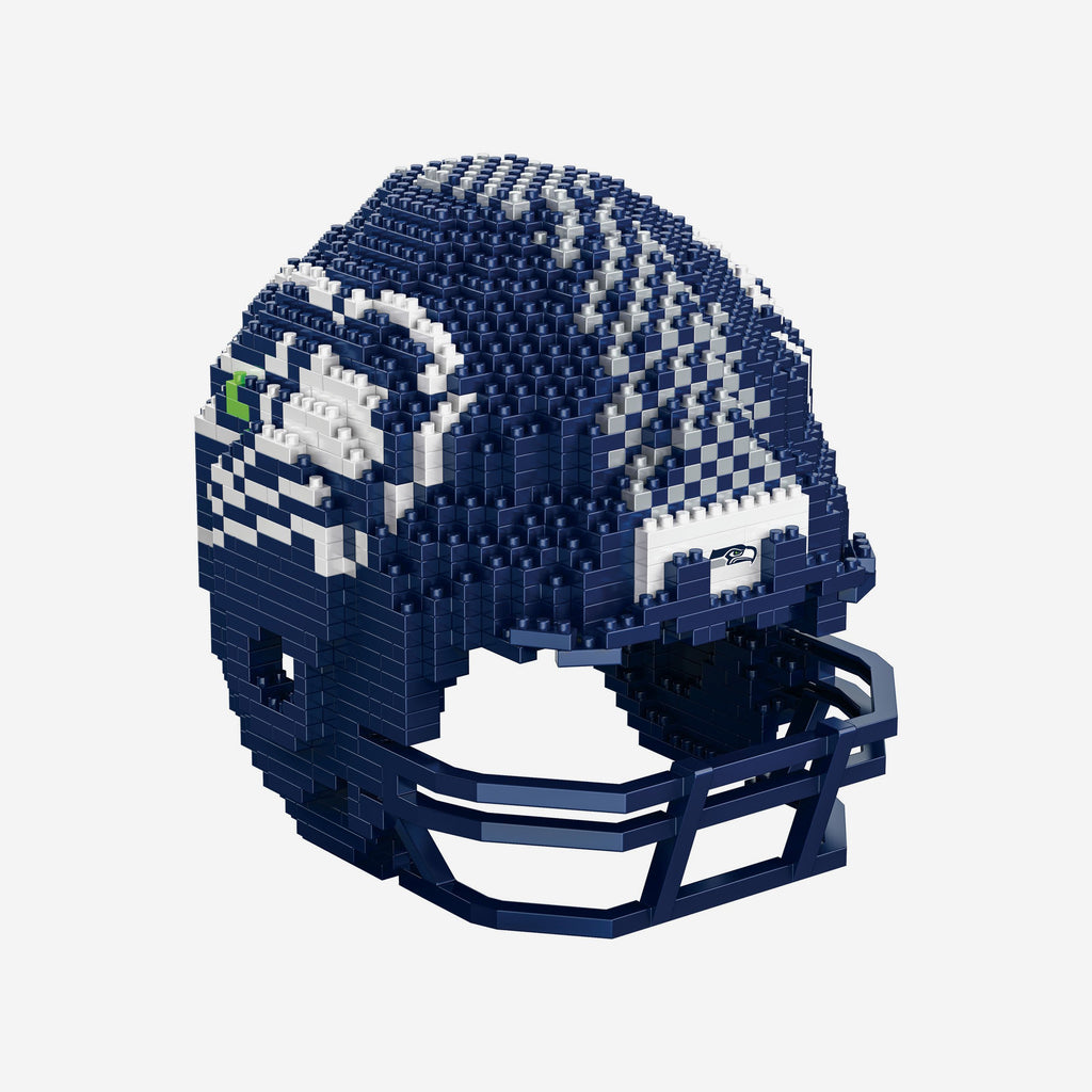 Seattle Seahawks BRXLZ Replica Helmet FOCO - FOCO.com | UK & IRE
