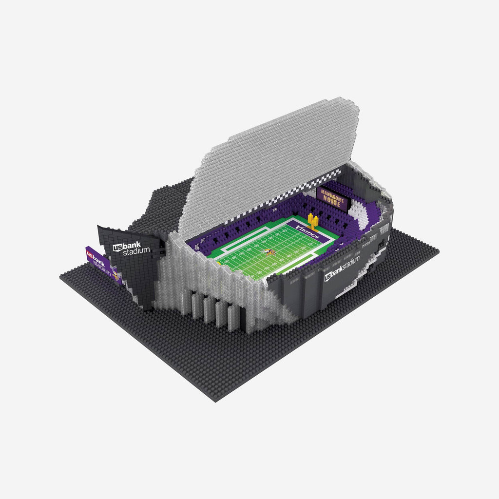 Minnesota Vikings US Bank BRXLZ Stadium FOCO - FOCO.com | UK & IRE