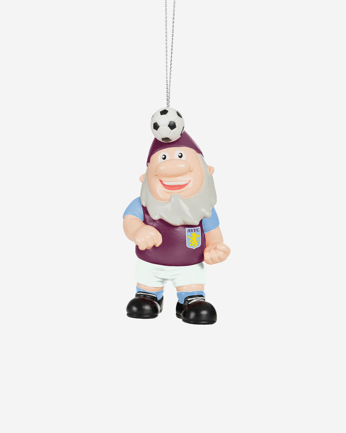 Aston Villa FC Gnome Ornament FOCO - FOCO.com | UK & IRE