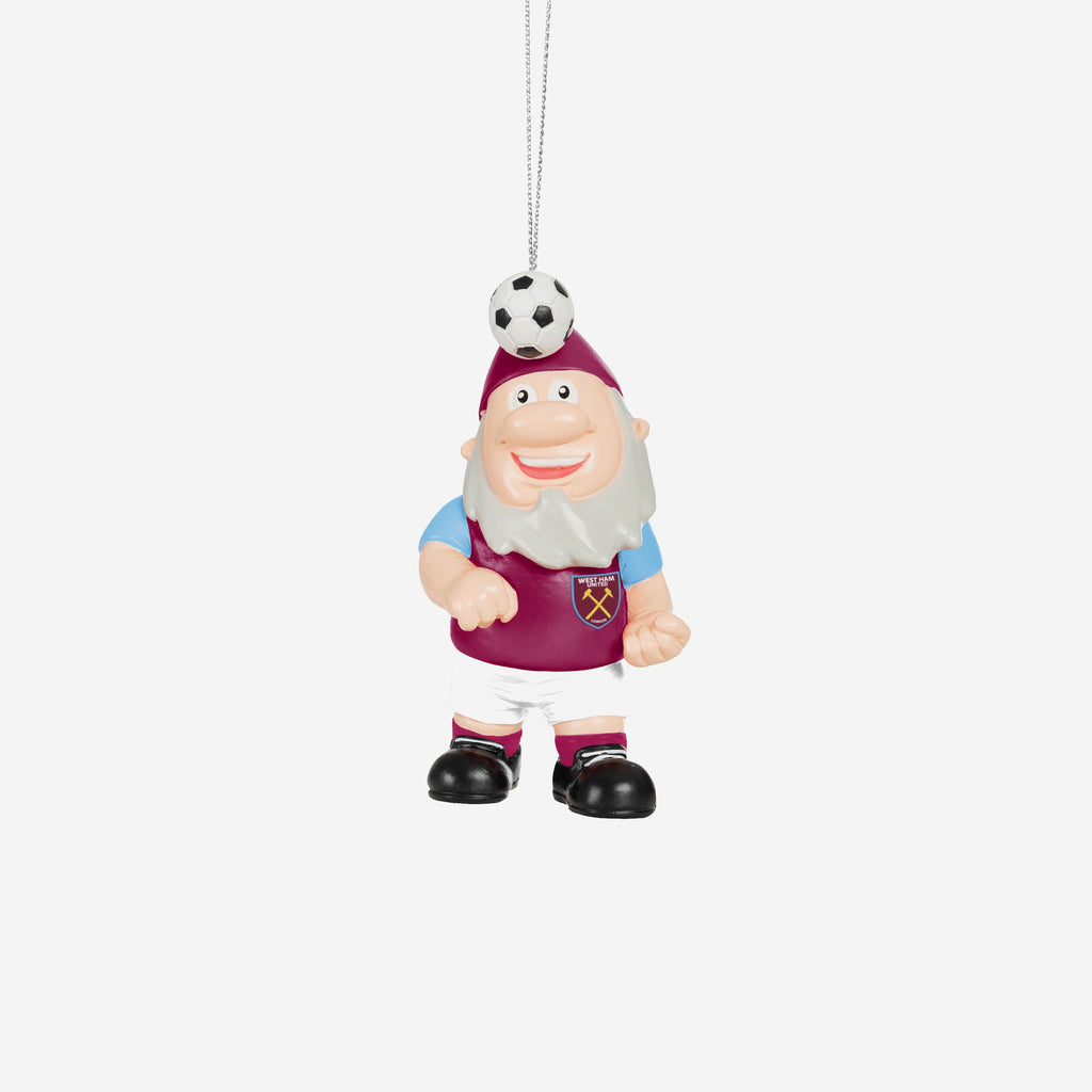 West Ham United FC Gnome Ornament FOCO - FOCO.com | UK & IRE