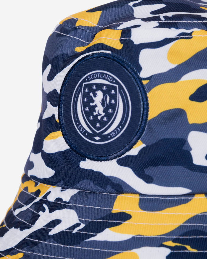 Scotland Youth Camo Bucket Hat FOCO - FOCO.com | UK & IRE