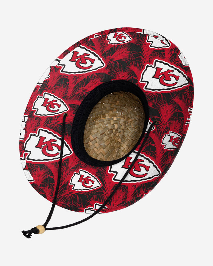 Kansas City Chiefs Floral Straw Hat FOCO - FOCO.com | UK & IRE