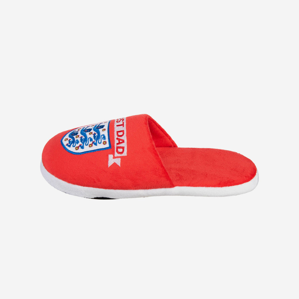 England Best Dad Slippers FOCO L - FOCO.com | UK & IRE