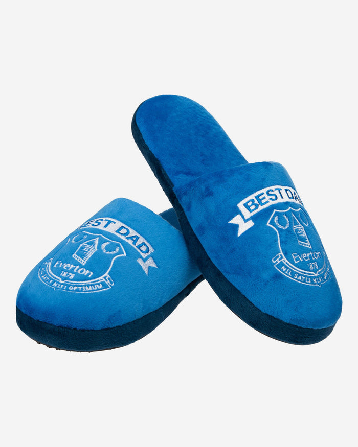 Everton FC Best Dad Slippers FOCO - FOCO.com | UK & IRE