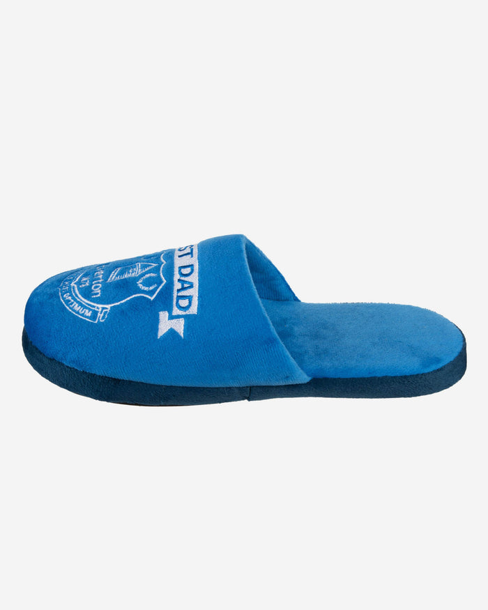 Everton FC Best Dad Slippers FOCO L - FOCO.com | UK & IRE