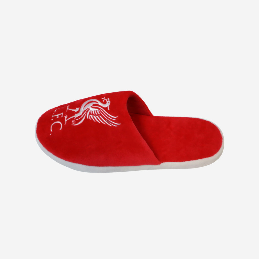 Liverpool FC Split Colour Slide Slipper FOCO S - FOCO.com | UK & IRE