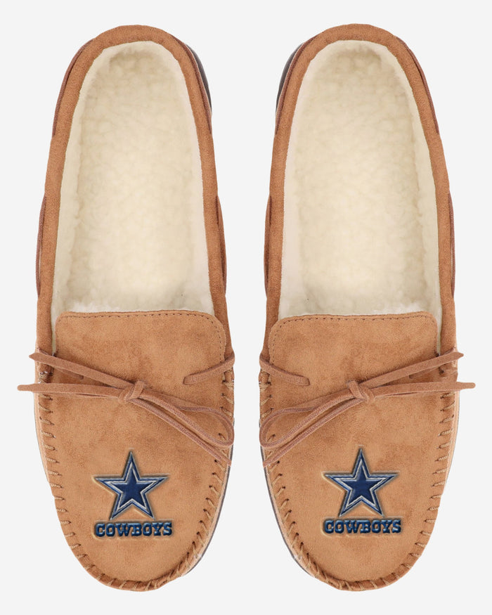 Dallas Cowboys Moccasin Slipper FOCO - FOCO.com | UK & IRE