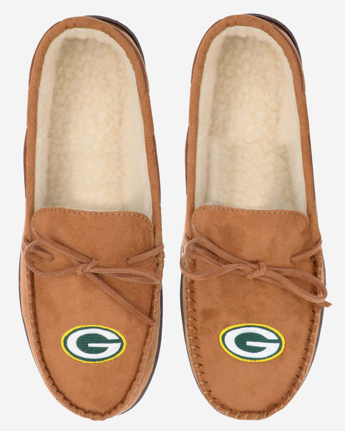 Green Bay Packers Moccasin Slipper FOCO - FOCO.com | UK & IRE