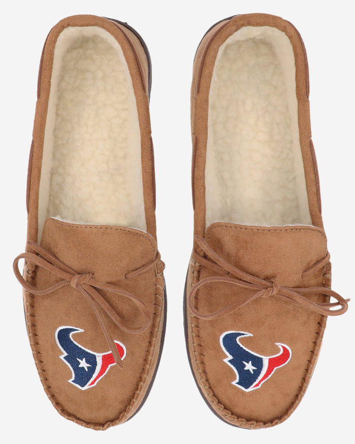 Houston Texans Moccasin Slipper FOCO - FOCO.com | UK & IRE