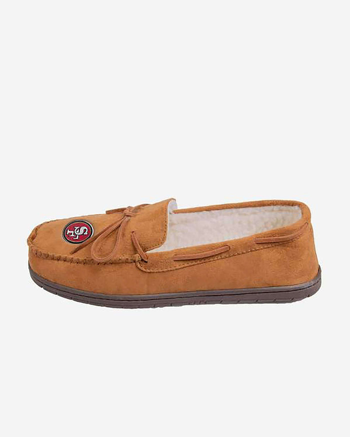 San Francisco 49ers Moccasin Slipper FOCO S - FOCO.com | UK & IRE