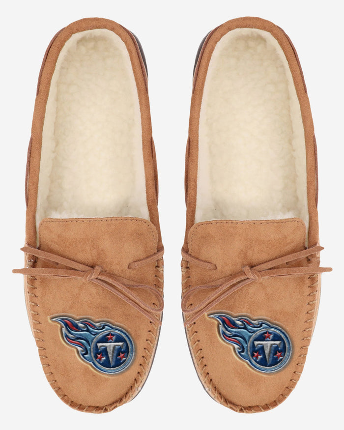 Tennessee Titans Moccasin Slipper FOCO - FOCO.com | UK & IRE