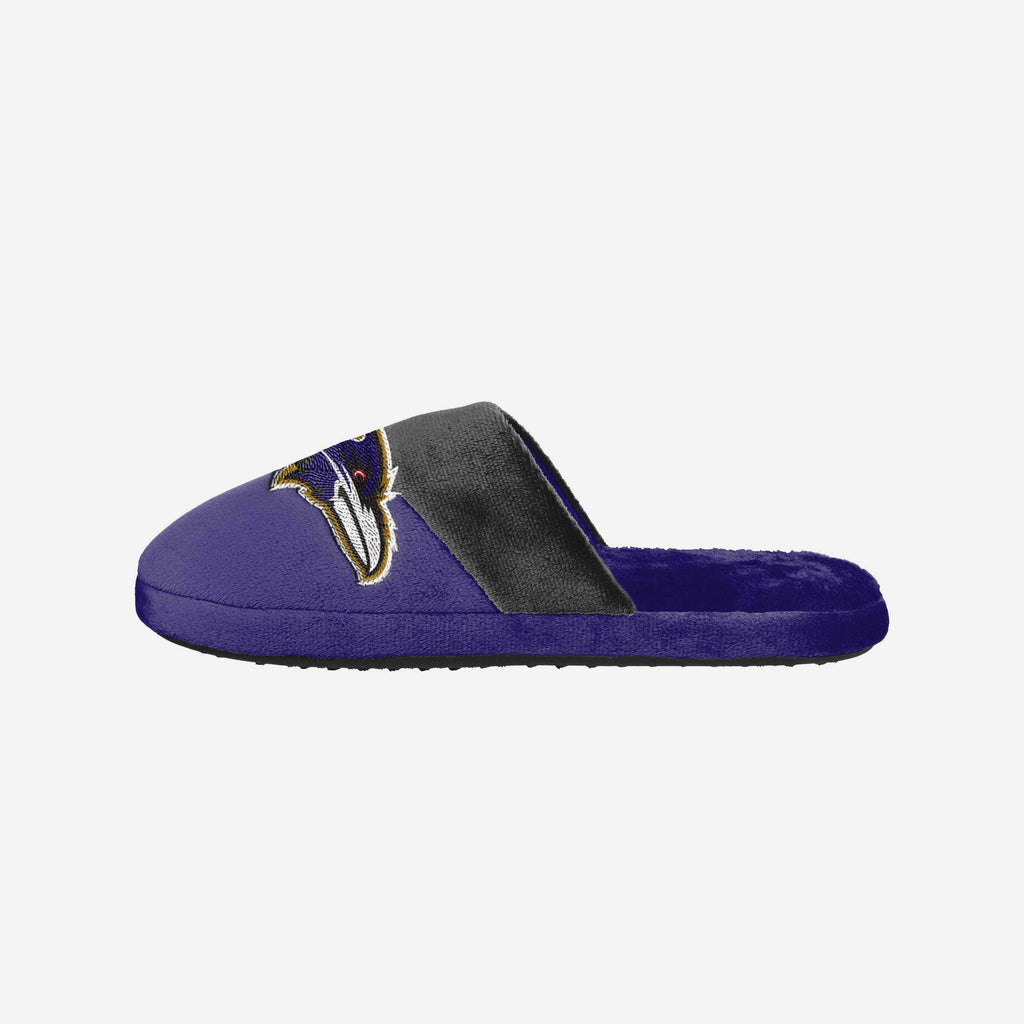 Baltimore Ravens Big Logo Slipper FOCO S - FOCO.com | UK & IRE
