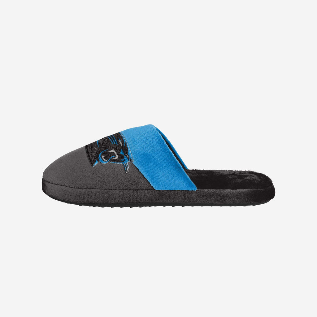 Carolina Panthers Big Logo Slipper FOCO S - FOCO.com | UK & IRE