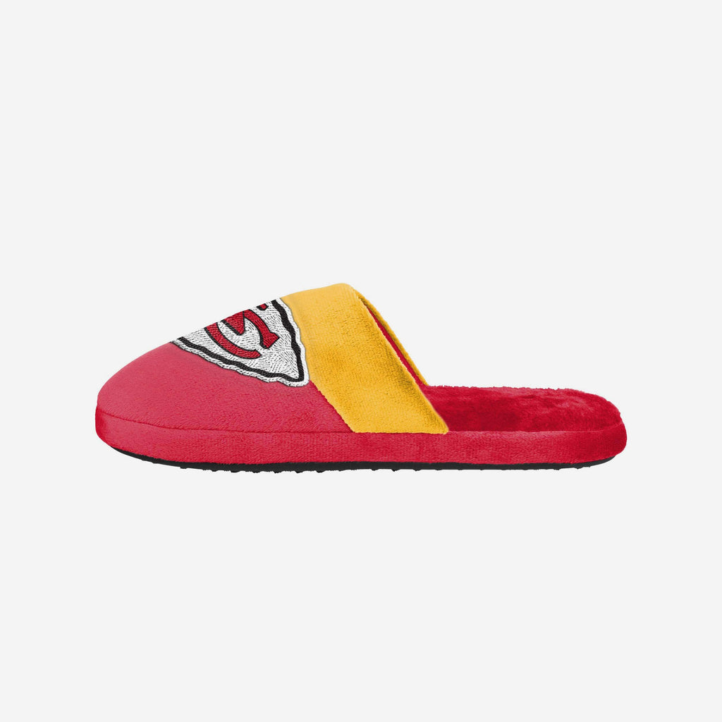 Kansas City Chiefs Big Logo Slipper FOCO S - FOCO.com | UK & IRE