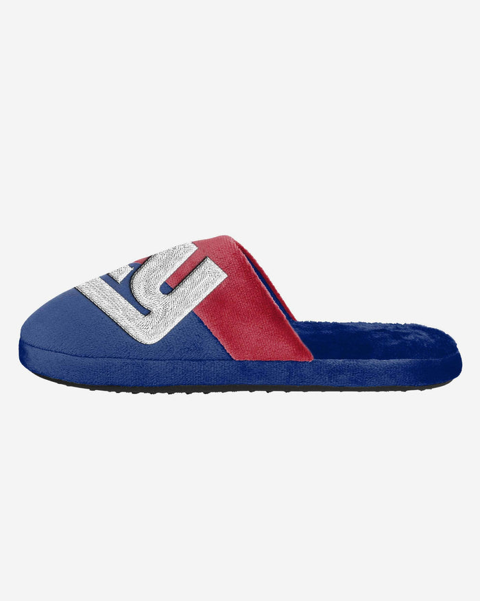 New York Giants Big Logo Slipper FOCO S - FOCO.com | UK & IRE