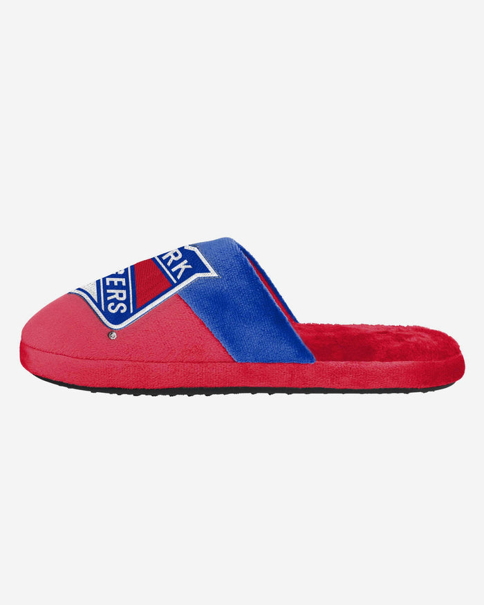 New York Rangers Big Logo Slippers FOCO S - FOCO.com | UK & IRE