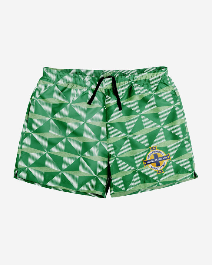 Northern Ireland Retro Kit Boardshorts FOCO - FOCO.com | UK & IRE