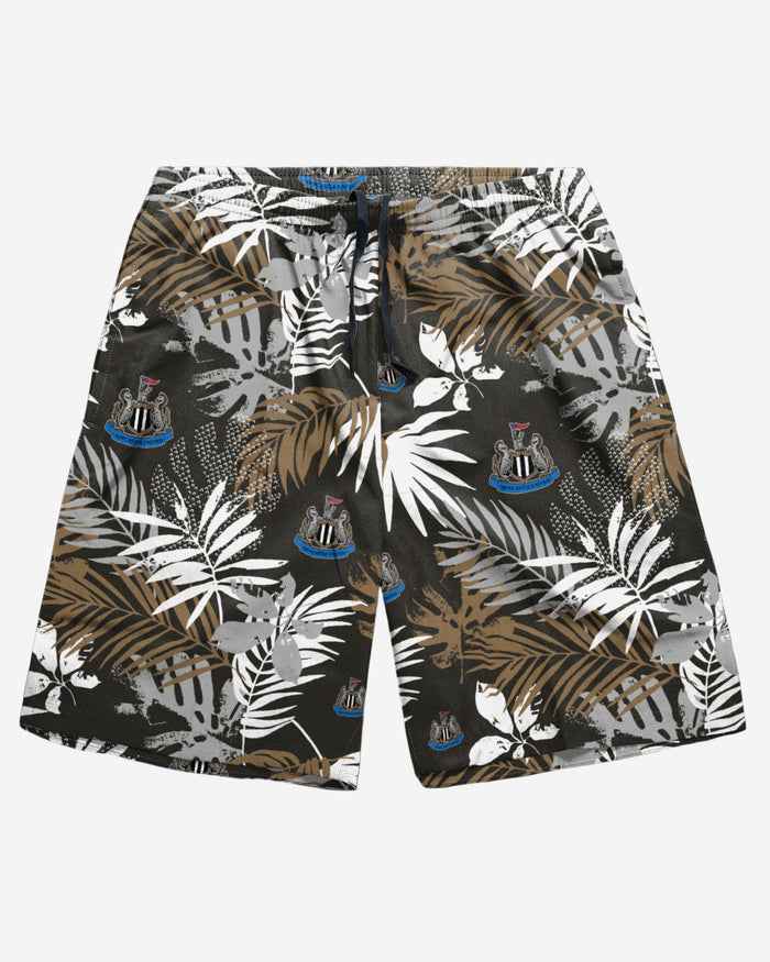 Newcastle United FC Floral Boardshorts FOCO - FOCO.com | UK & IRE