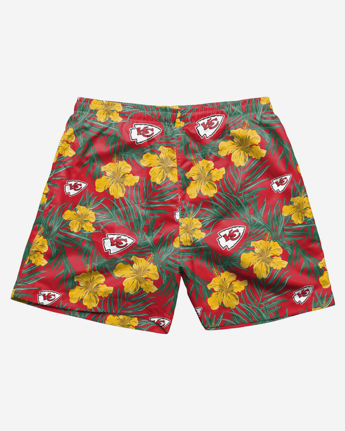 Kansas City Chiefs Floral Boardshorts FOCO - FOCO.com | UK & IRE