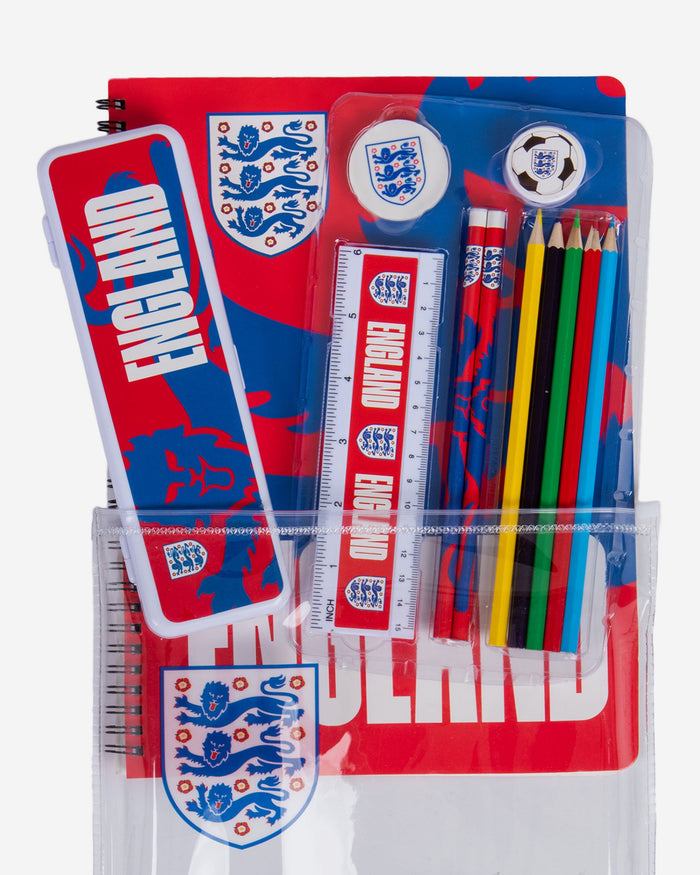 England A4 Stationery Set FOCO - FOCO.com | UK & IRE