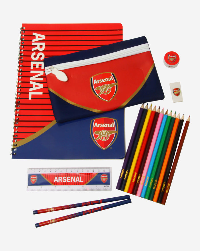 Arsenal FC Swoop Ultimate Stationery Set FOCO - FOCO.com | UK & IRE