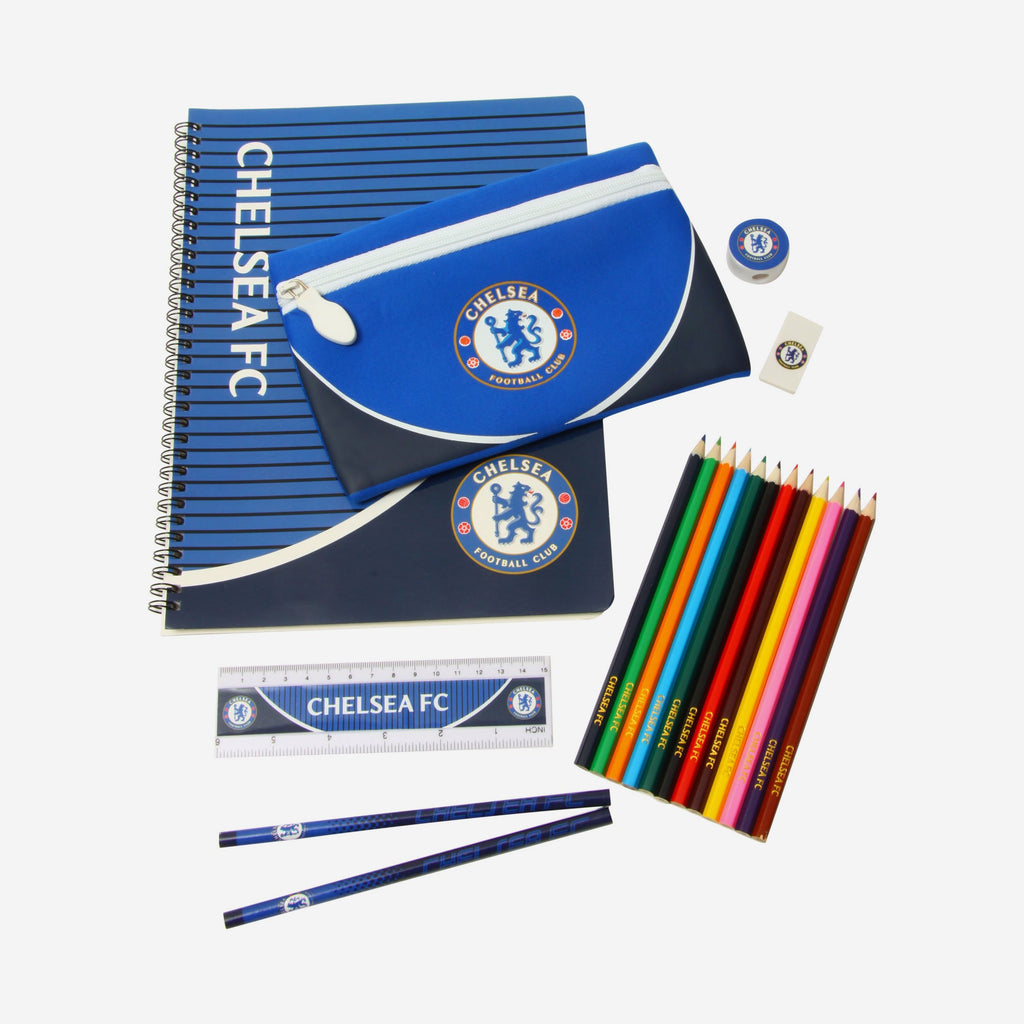 Chelsea FC Swoop Ultimate Stationery Set FOCO - FOCO.com | UK & IRE