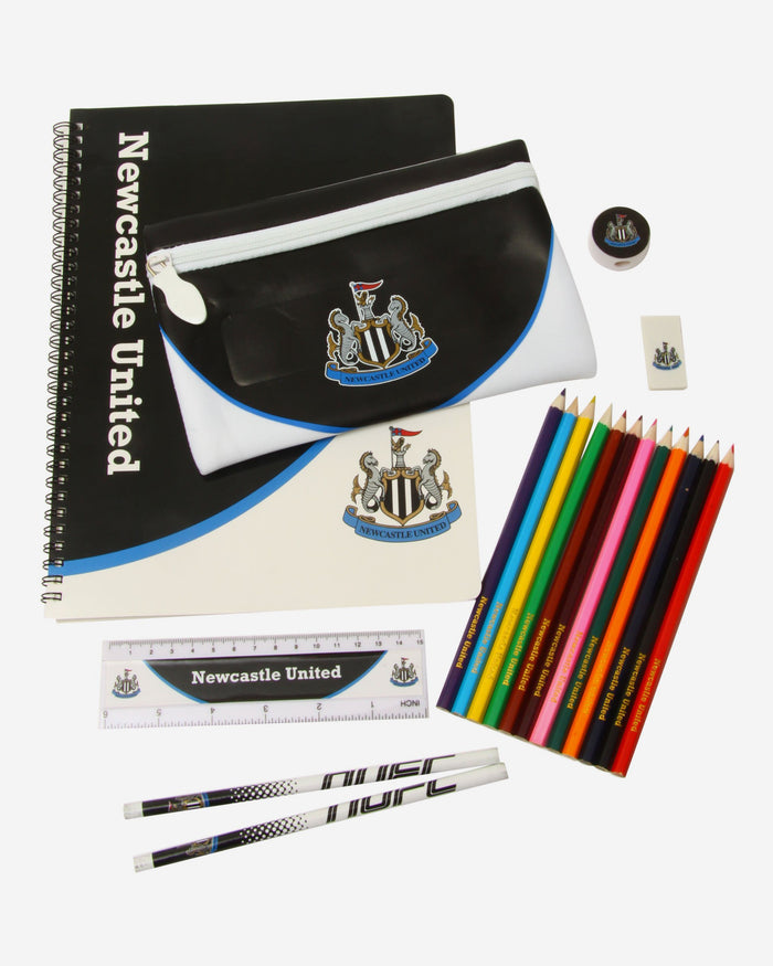 Newcastle United FC Swoop Ultimate Stationery Set FOCO - FOCO.com | UK & IRE
